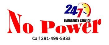 No Power call