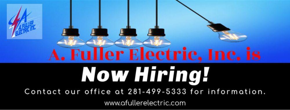 A. Fuller Electric, Inc.